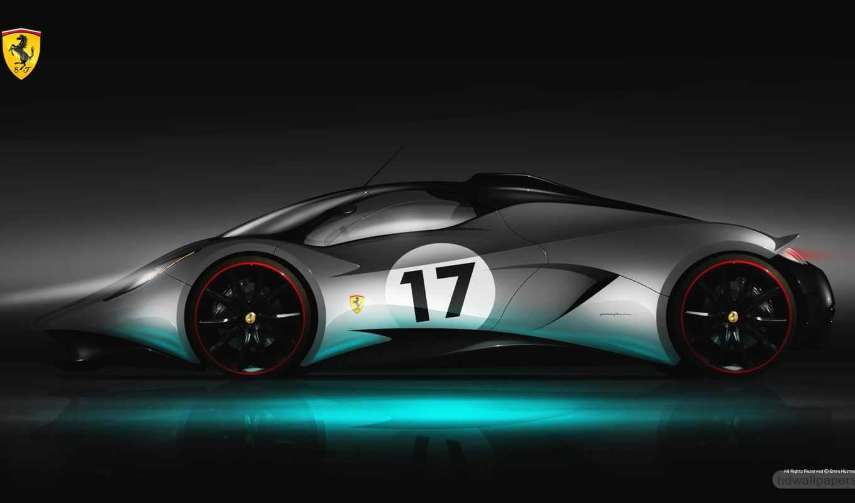 супер, cars, car, ferrari, concept, you, desktop,