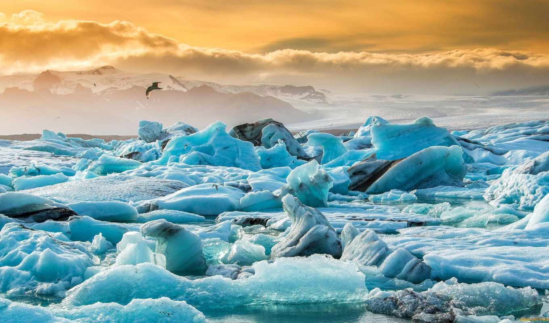 iceland, lagoon, iphone, озеро, снег, лед, горы, ледниковая, ёкюльсаурлоун,