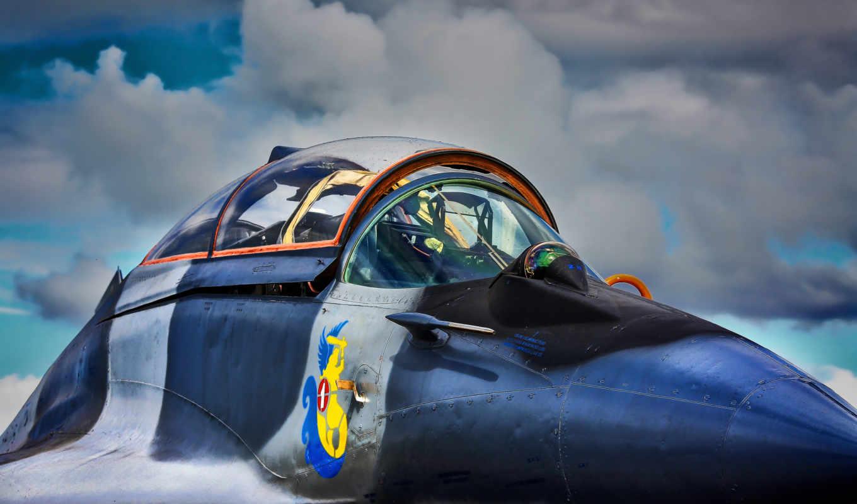 авиация, самолеты, oblaka, fulcrum, Облака, МиГ-29,