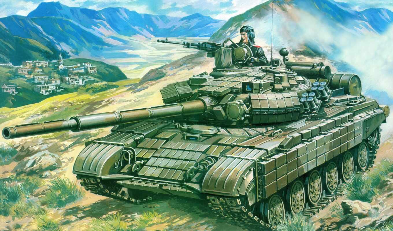 танк, модели, Т-64, танка, combat, скиф, skif,