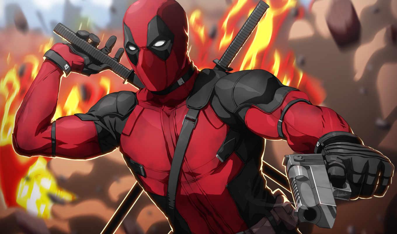 deadpool, серия, marvel, animated, glover, https,