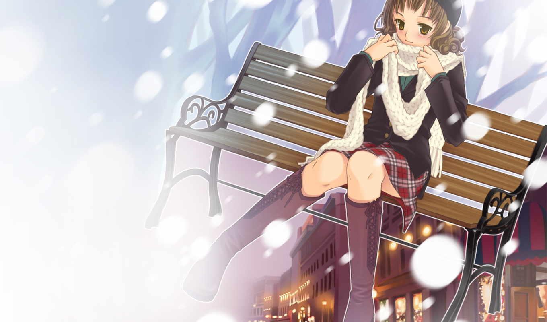 anime, las, девушка, del, alus, lielais, más, изображение, art, кб, fotos,