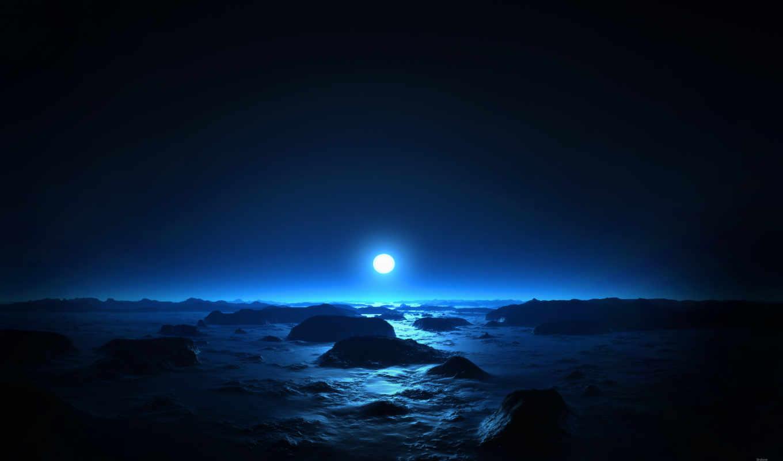 красивые, ночь, оригинальные, game, water, свой,