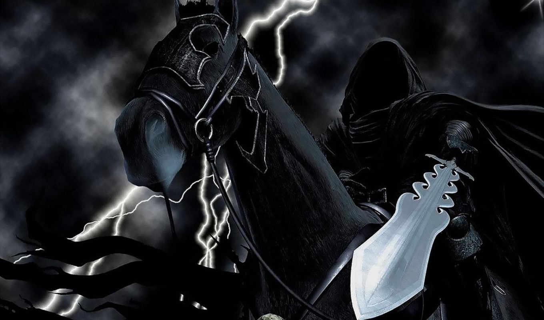 lord, rings, dark, fantasy, игры, azrail, horror, games, desktop,