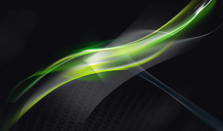 полосы, линии, цифры, abstract, green, темы, iphone, vector,