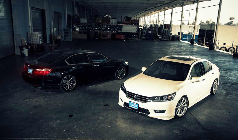 honda, accord, white, galpin, black, wheels, wossen, марта,