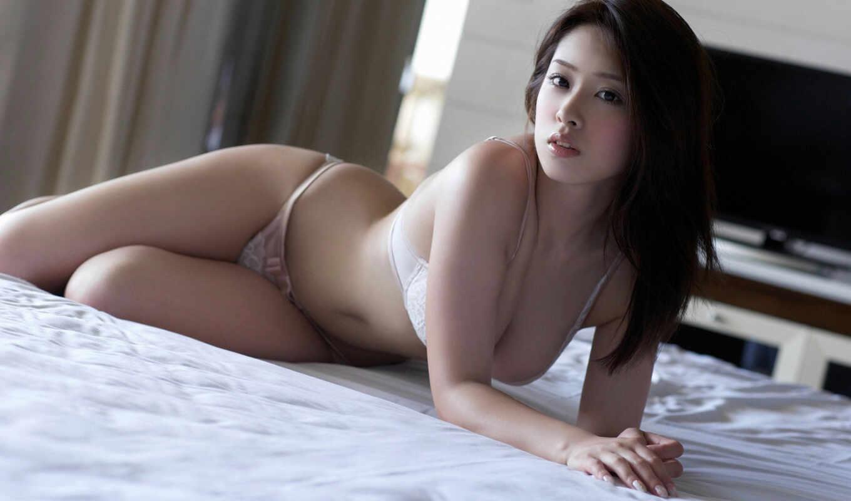 legs, asian, sexy, девушка, глаза, blonde,, japanese, ayaka, noda,