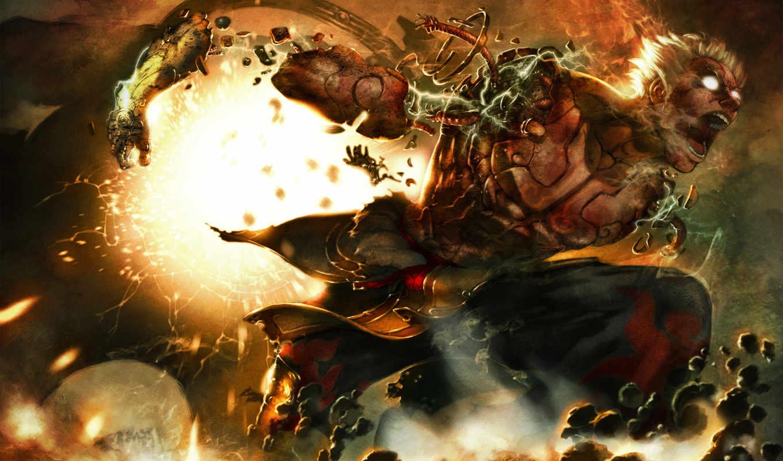 asura, злость, wrath, игры, god, картинка,