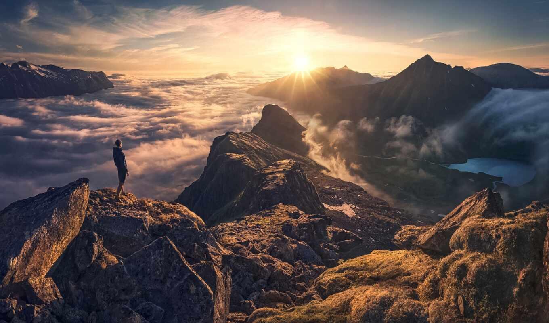 motivational, oir, content, гора