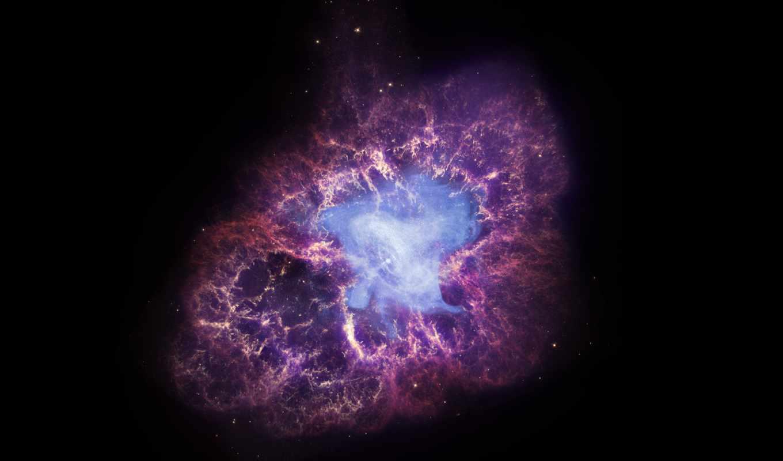 crab, nebula, space, тьма, this, stars, звезды, широкоформатные, крабовидная, outer, nebulae, nasa,
