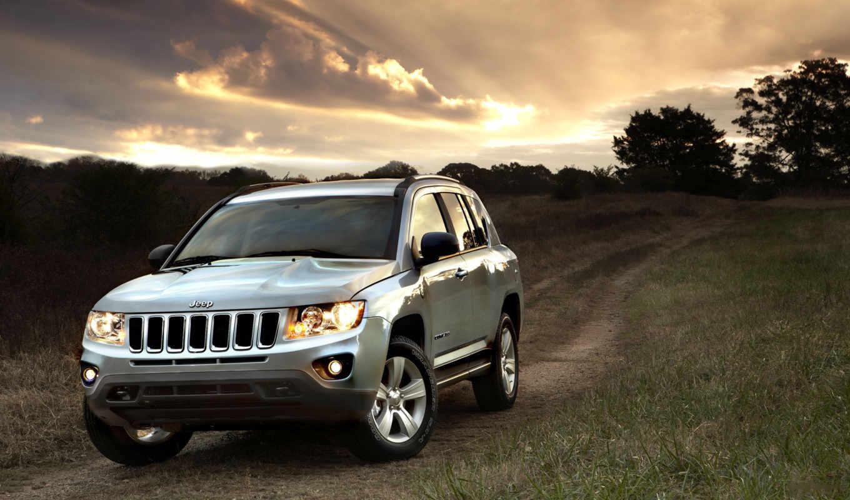 jeep, compass, серебристый, cars,