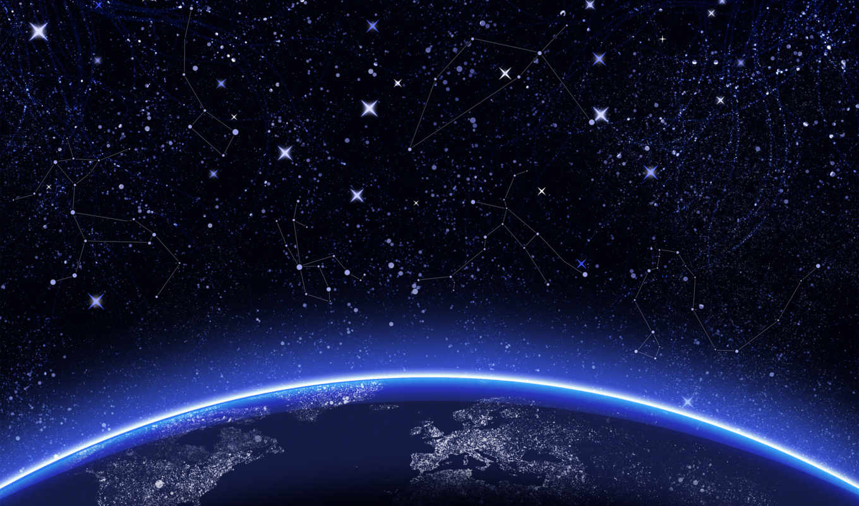 cosmos, свечение, небо, фоны, звезды, планеты, свой, созвездия,