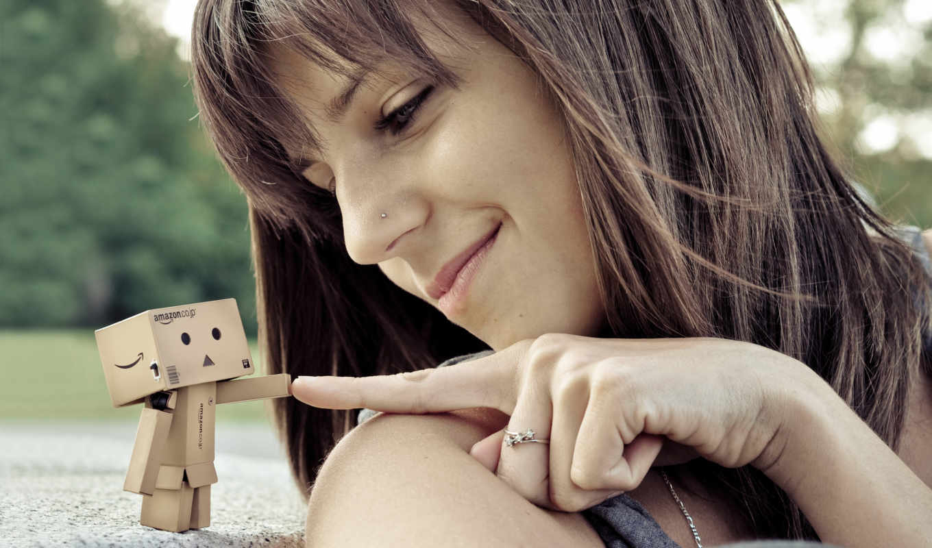 danbo, android, ipad, iphone, cute, free, you,