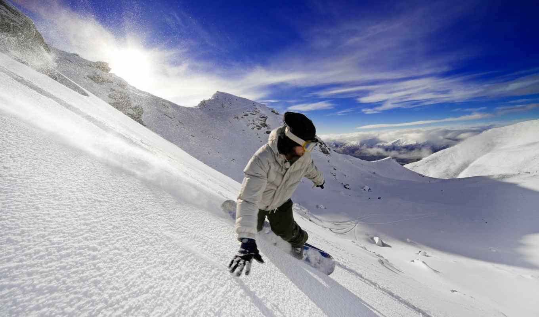 snowboarding, winter, snow, snowboard, sports,