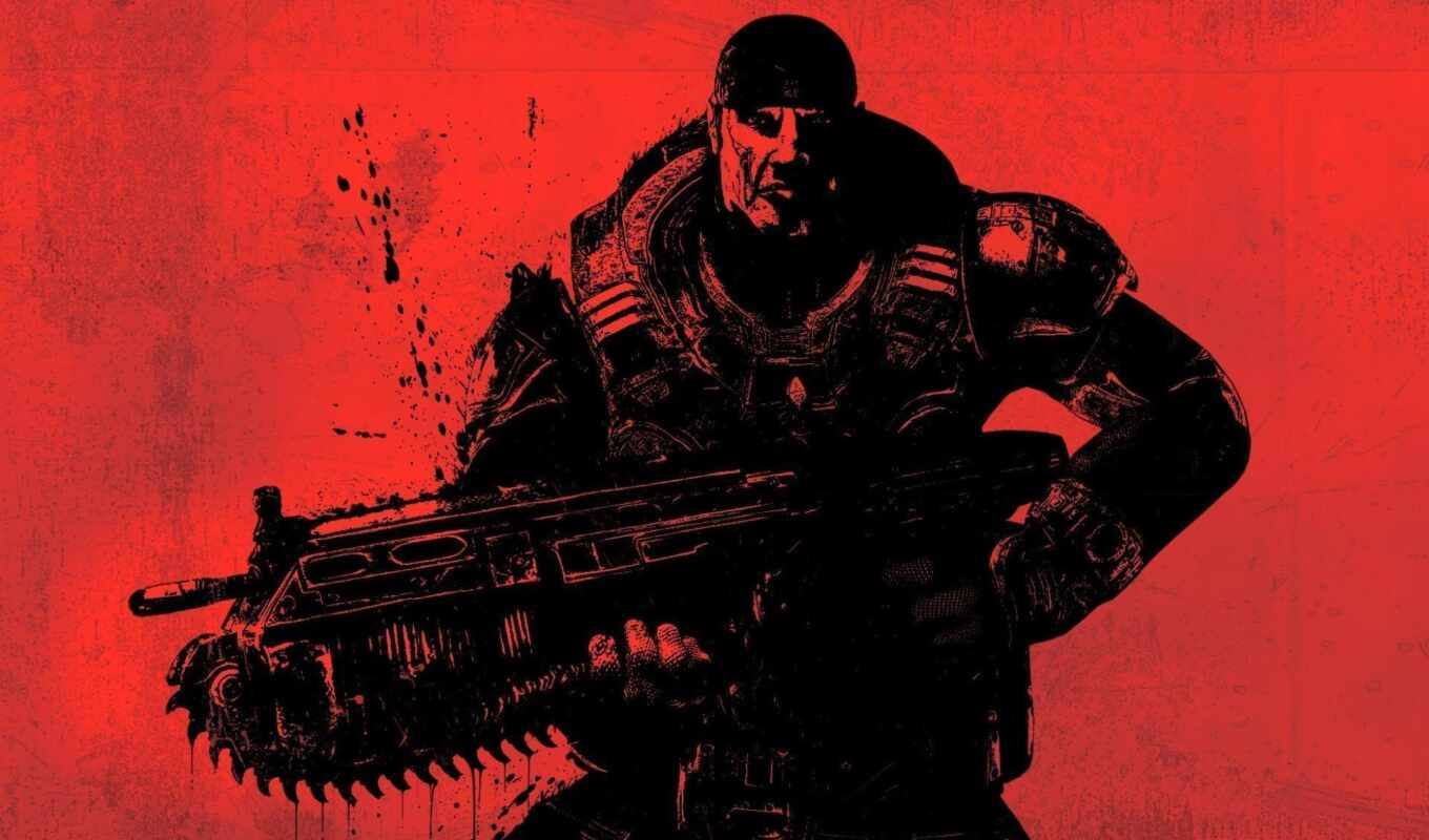 gears, war, games, marcus, игры, game,