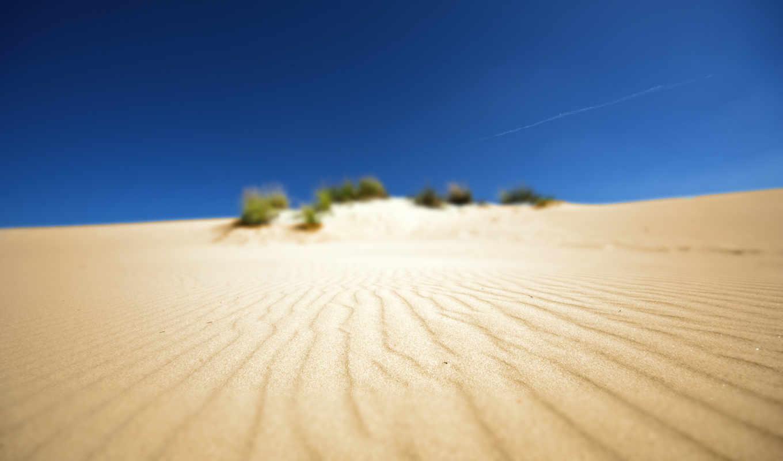 песок, пляж, пустыня, пейзажи -, африка, море, небо,
