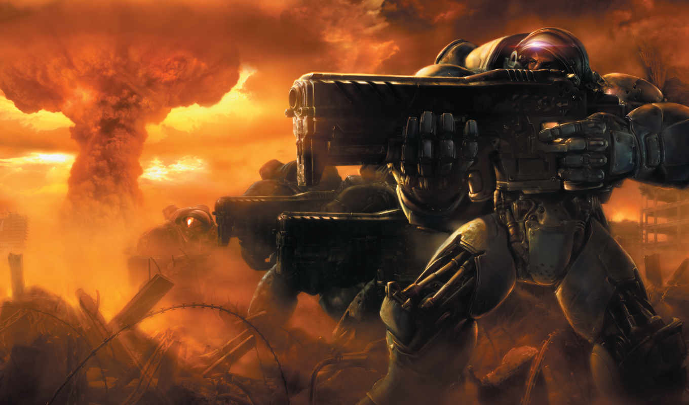 starcraft, desktop, games, game, blizzard, that, background, die, this, liberty, marines, download, terran,