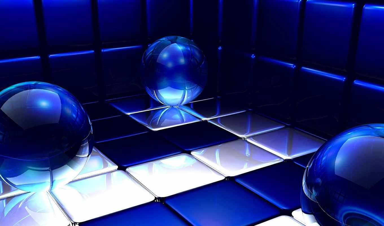 abstract, цвет, синий, para, parede, downloads, papel, free, neon, epheus, balls, от, desktop,