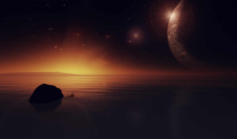 water, озеро, planet, resolution, аномалия, landscape, high,