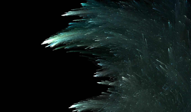 абстракция, узоры, стекле, морозные,