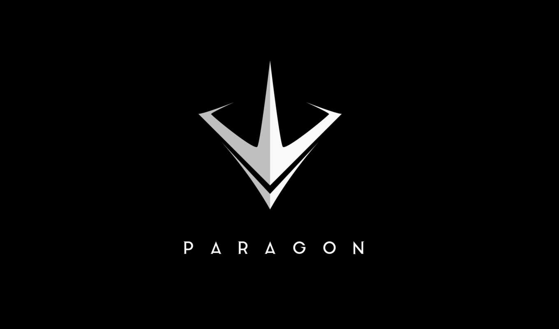 paragon, moba, games, epic, игры, карты, персонажа, logo,