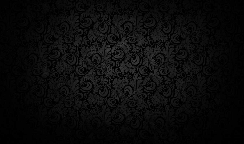 картинка чёрная на рабочий стол