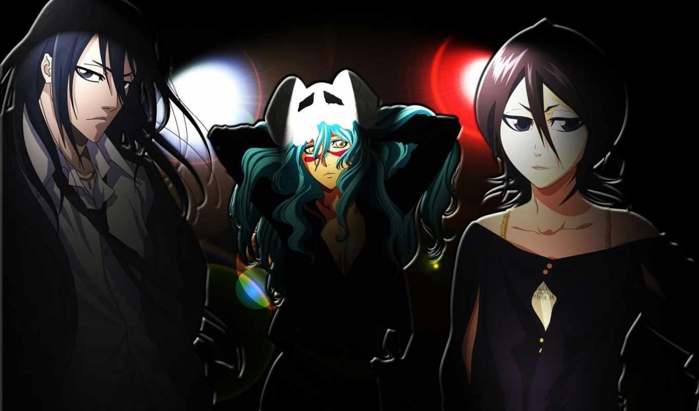anime, bleach, блич,