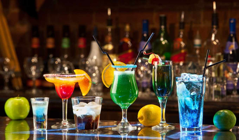 мартини, са, piła, коктейли, коктель, коктели,