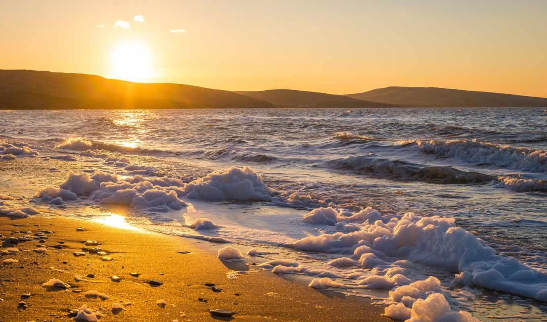 красивые картинки природа море прибой создаются многочисленные