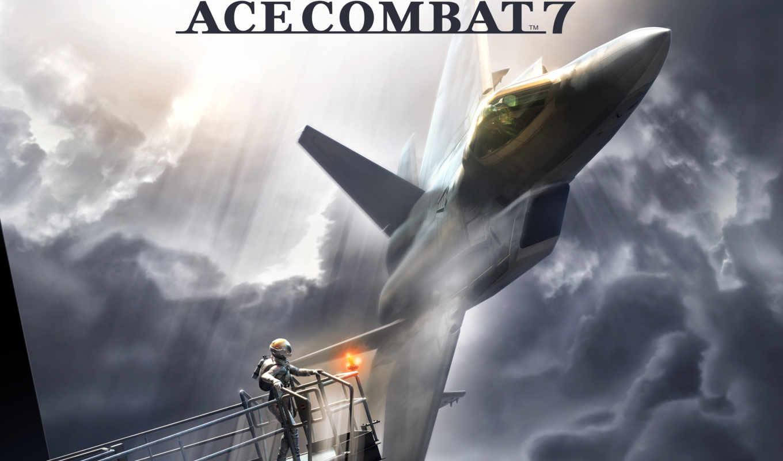 playstation, ace, combat, игры, skies, unknown, комбат, эйс,