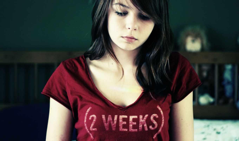 грусть, девушка, тоска, уныние,