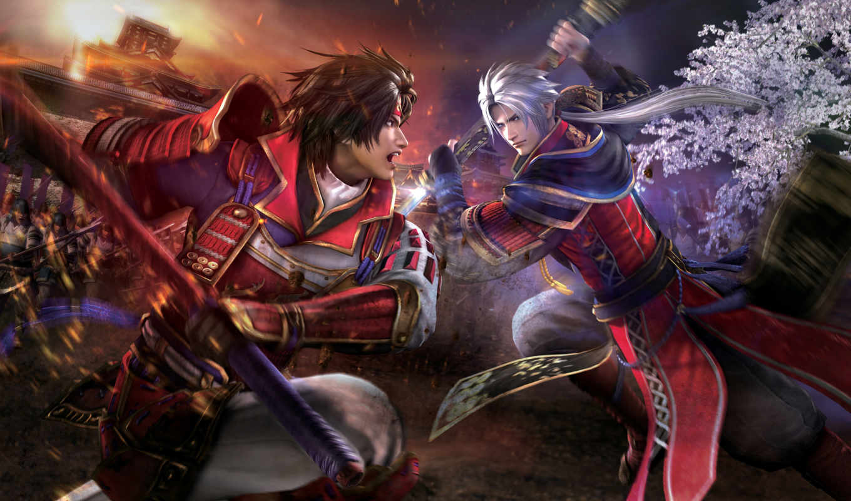самурай, warriors, game, playstation,