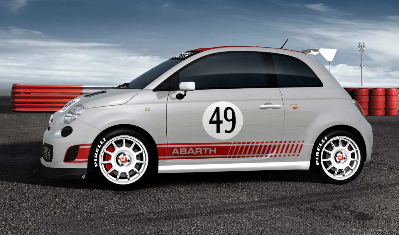 fiat, abarth, grey, assetto, corse, punto, available, пастель, red,