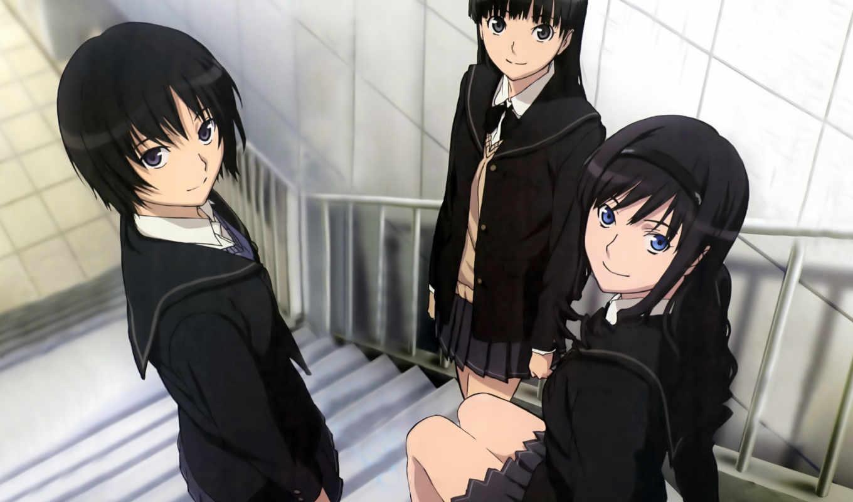 amagami, tsukasa, ayatsuji, ай, morishima, haruka, anime, nanasaki,