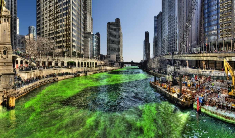 chicago, город, города, proof, бесплатная, доставка, небо, люди, любой, здания,