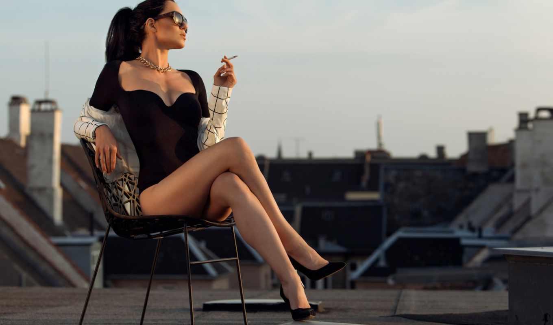 сигарета,
