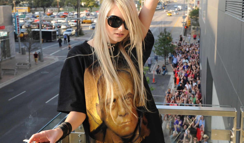 blonde, черных, очках, devushki, reckless, pretty, очки, блондинки,