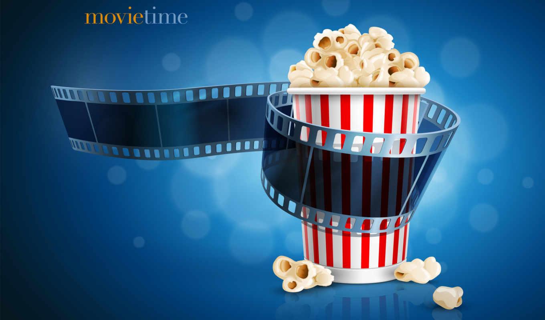 popcorn, free, movie, вектор, movies, сниматься, stock, time,