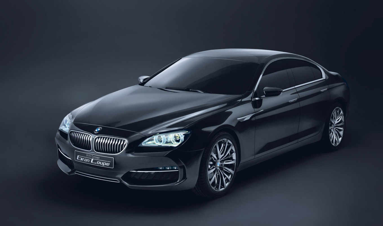 bmw, concept, авто, coupe, design, gran, автомобилей,