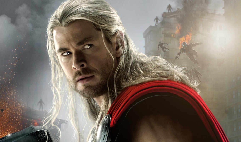 тор, мстители, avengers, thor, era, альтрона, ultron, age, chris, рагнарек, тор,