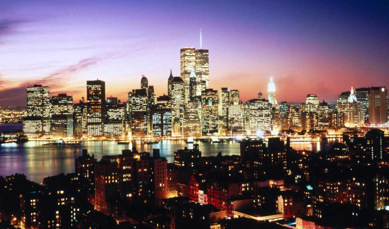 new, york, manhattan, нью, города, lower, город, бруклин, со,