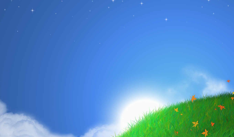 sunrise, пейзажи, минимализм, трава, стиль, небо, солнце, холмы, green, paisagem, summer, büyük, yeşil, gündoğumu, artistic, praise, night, god, theme, google, how, great, lord, background, windows,