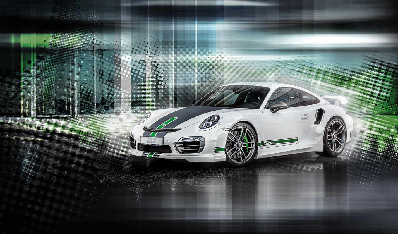 porsche, turbo, тюнинг, techart, studio,
