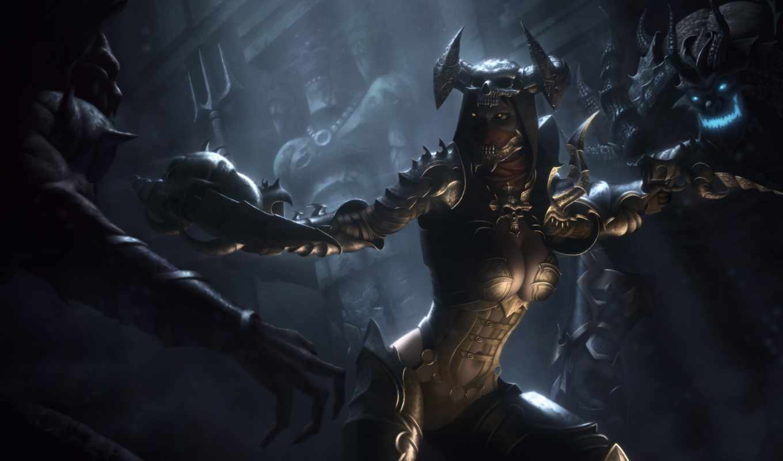 демон, hunter, diablo, наталья, deviantart, reaper, souls, патч, build, мар,