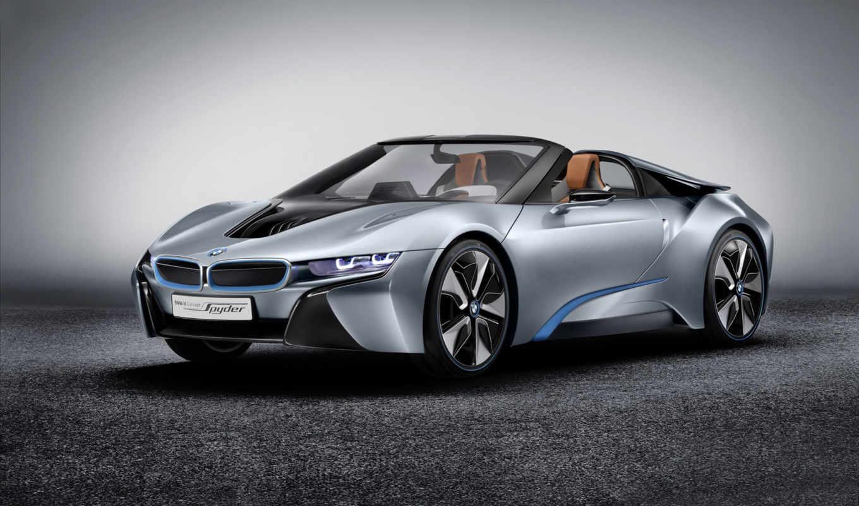 bmw, concept, spyder, car, new, суперкар,