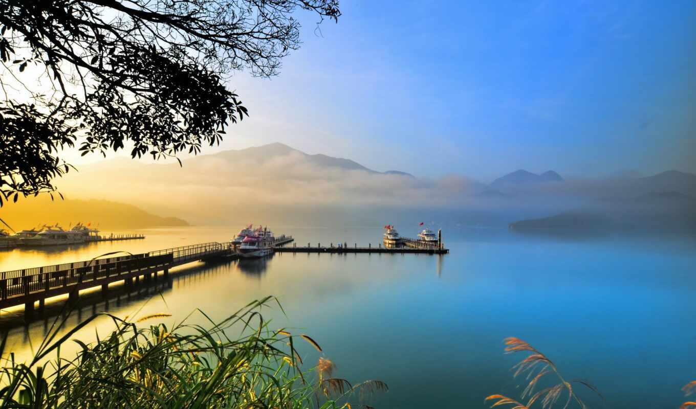 корабль, яхта, narrow, мост, ответить, хороший, город, stick, pour, pazlyi