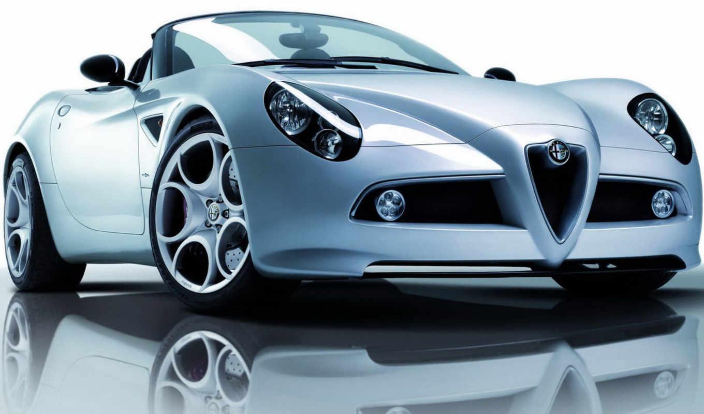 машины, машина, автомобили, alfa, romeo, красивые, авто,