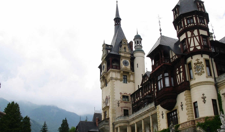 sinaia, romania, peles, castle, castelul, синая, замок, photo,