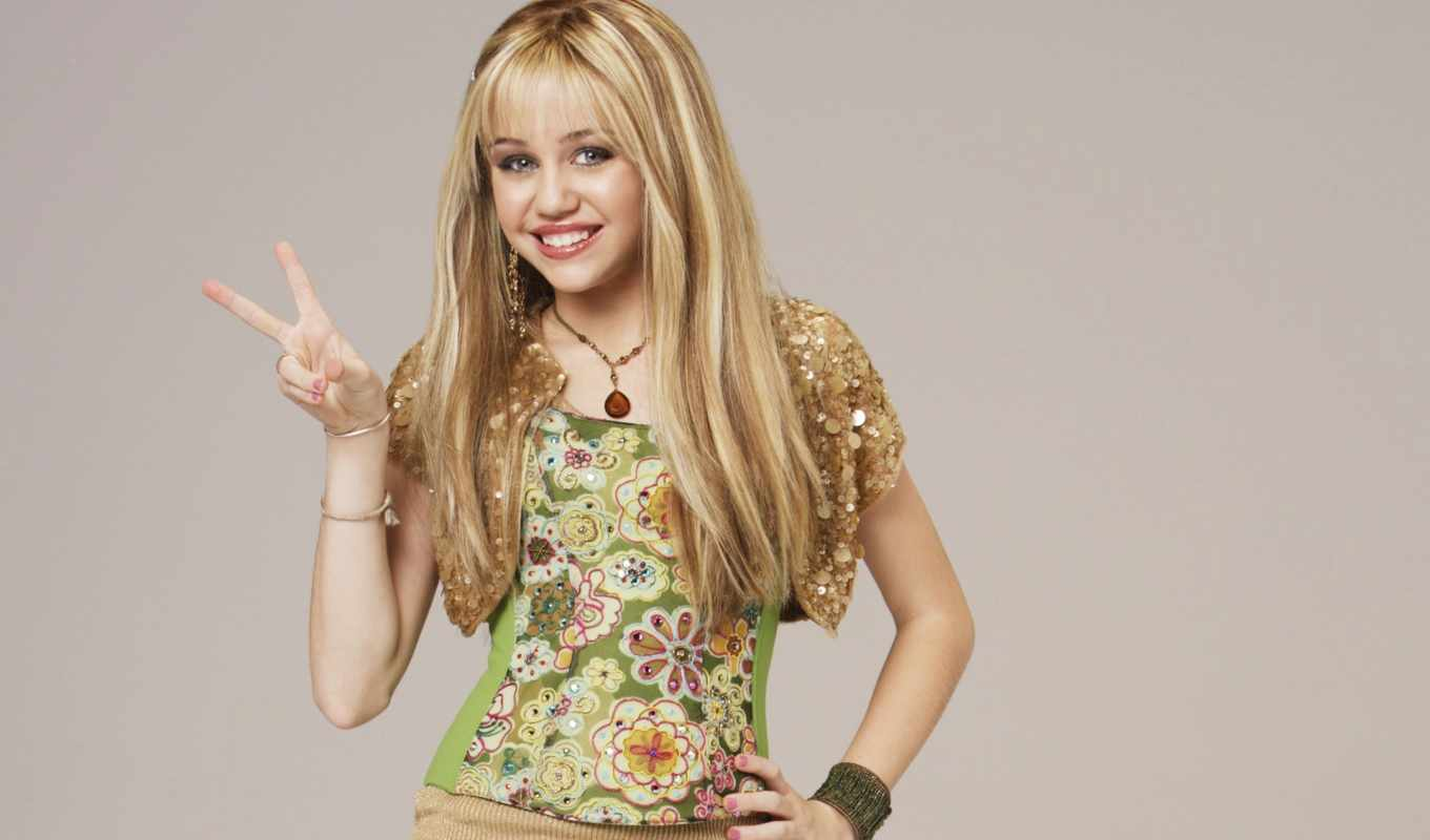 hannah, montana, season, miley, cyrus, promotional, photos,