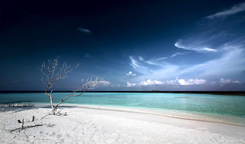 картинка, песок, пляж, ocean, oblaka, июнь, природа, summer, дорога,